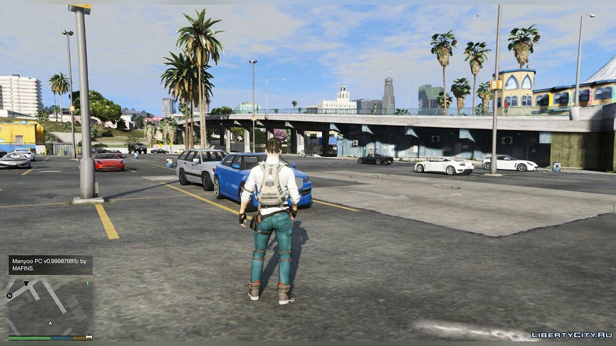 New character Player PUBG [Add-On Ped] 1 for GTA 5
