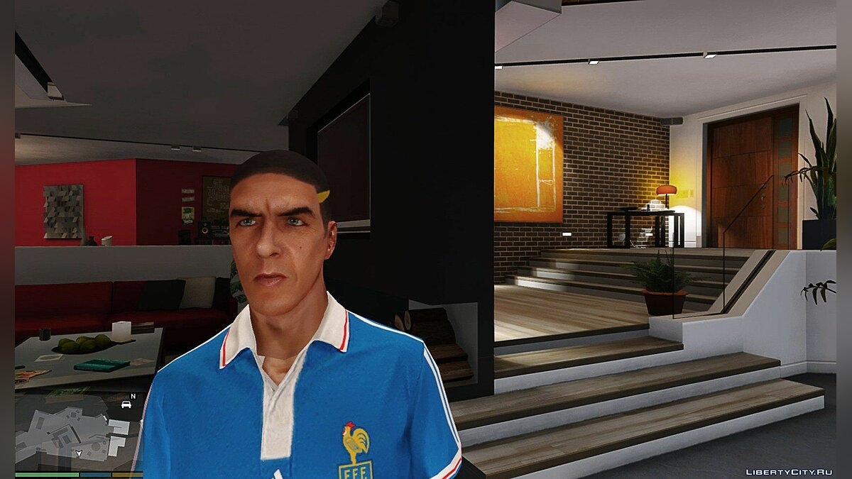 New character Sami Naceri (From TAXI) 1.0 for GTA 5