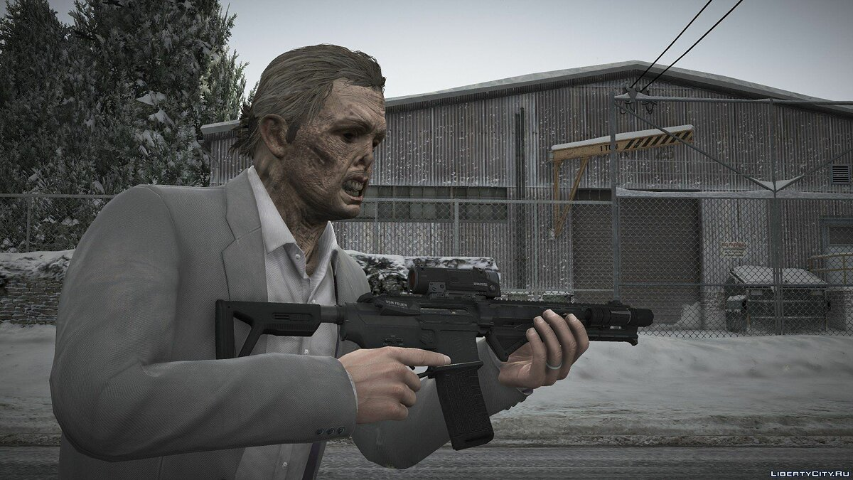 New character Brad's Cadaver [Add-On / Replace] for GTA 5