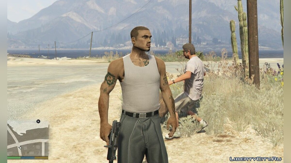 Cesar VialpandoHD (Remake) GTA SA FINAL for GTA 5 - screenshot #2