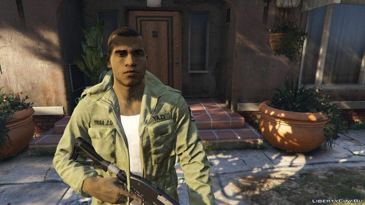 Lincoln Clay from MAFIA III for GTA 5 - screenshot #2