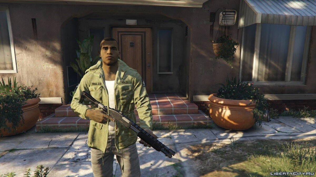 Lincoln Clay from MAFIA III for GTA 5 - screenshot #3