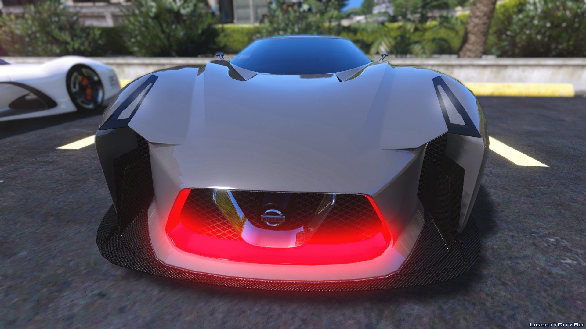 nissan 2020 concept vision gt add on replace 0 1 for gta 5 nissan 2020 concept vision gt add on