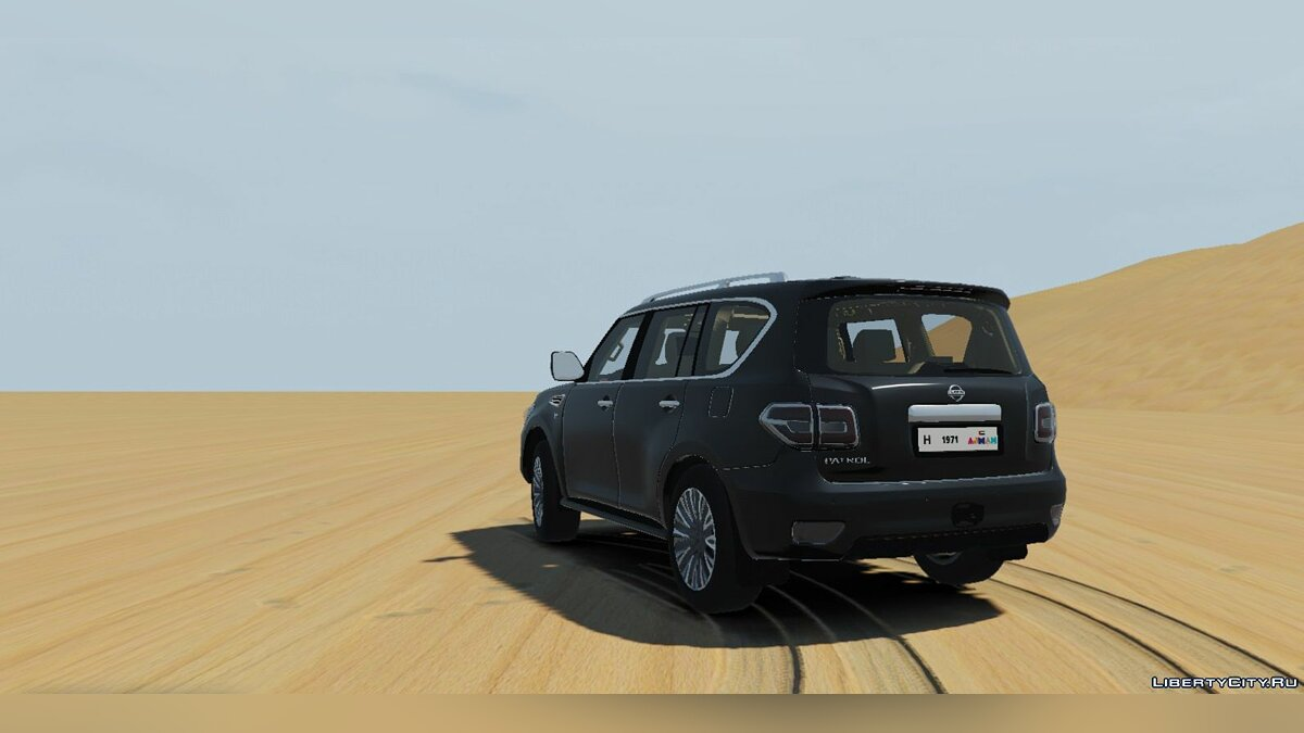 Nissan car Nissan Platinium 2016 [REPLACE] V 1.0 for GTA 5