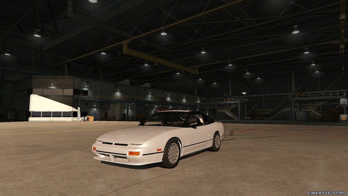 Nissan car Nissan 240sx 180sx 200sx for GTA 5