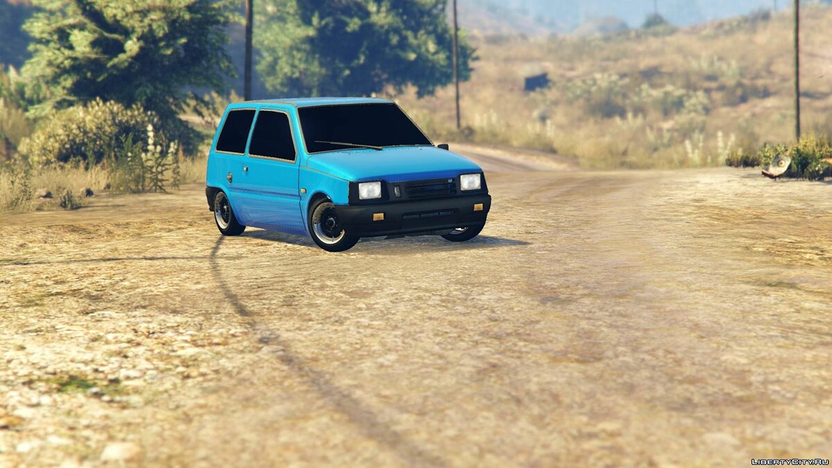 Oka car VAZ-1111 OKA [Add-On] 1.0 for GTA 5