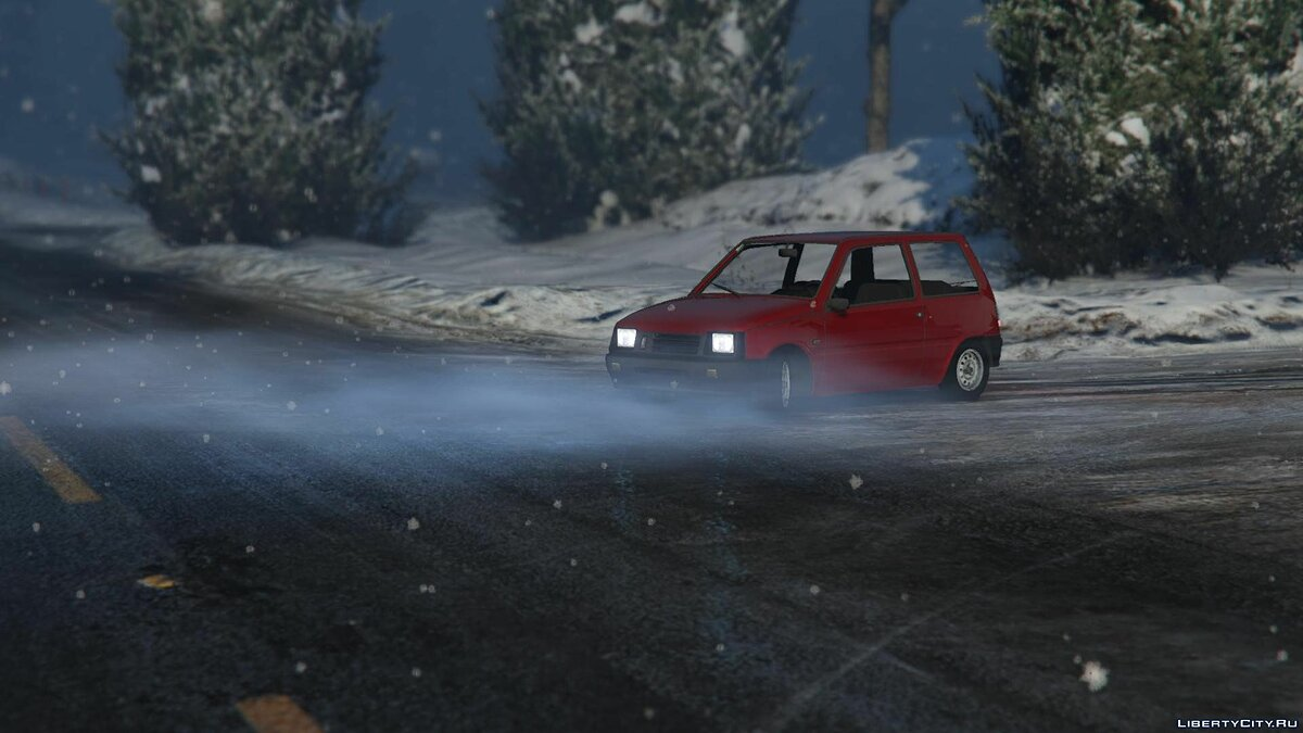 Oka car VAZ-1111 OKA [Add-On] 1.6 for GTA 5