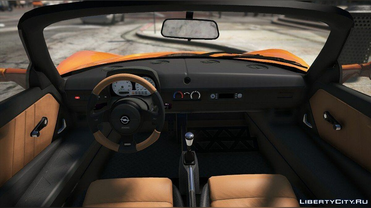Opel car Opel Speedster Turbo (Add-on / Replace / Extra / Auto Spoiler) 1.0 for GTA 5