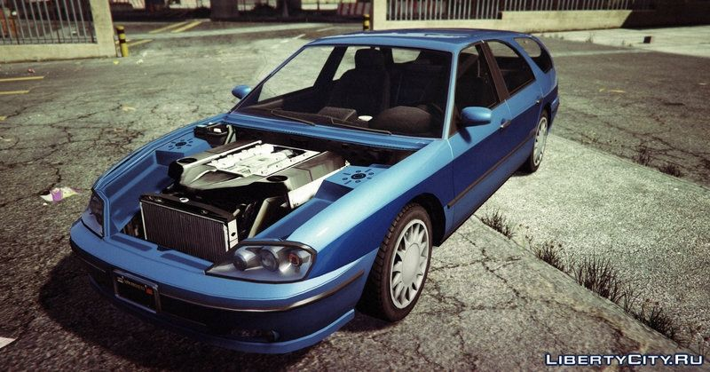 Solair from GTA 4 for GTA 5
