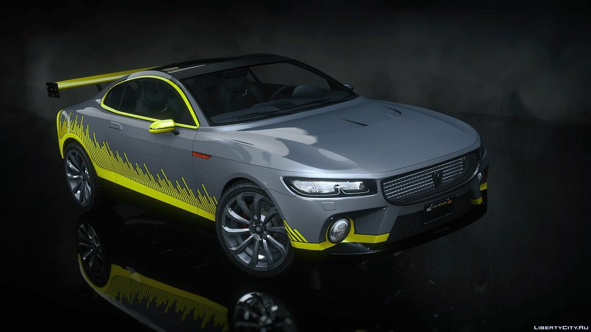 Other car Vulcar Hachura R [Add-On   Tuning   Liveries   Sounds] 1.0 for GTA 5