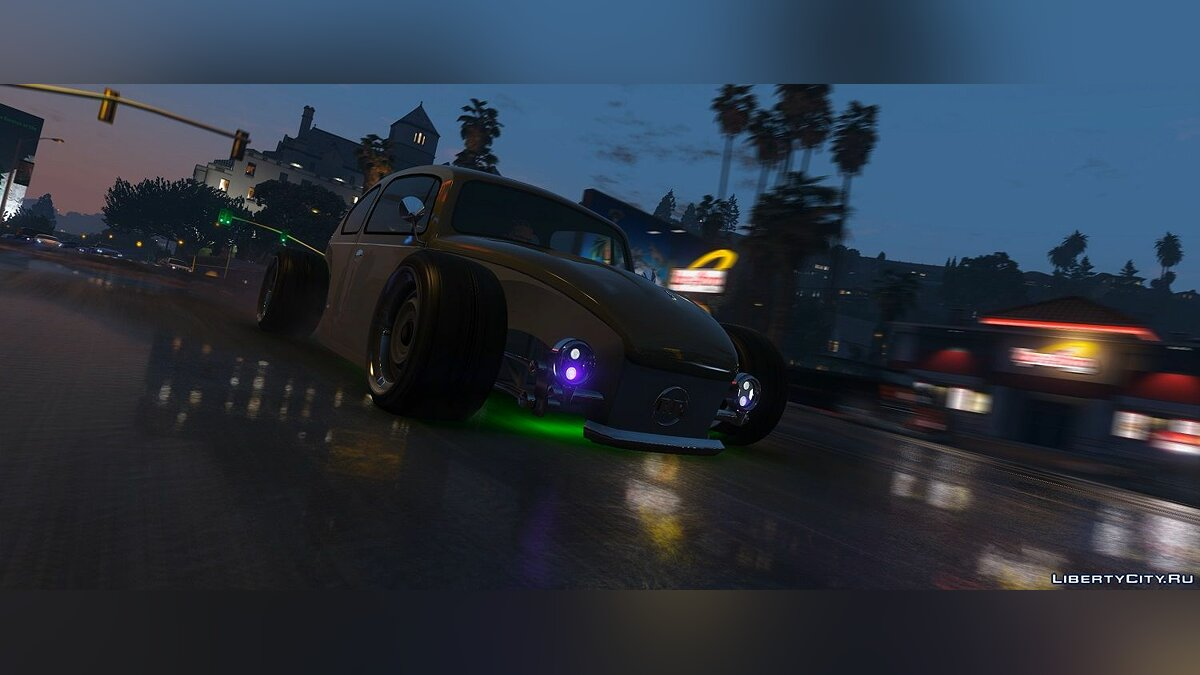 Other car BF Benito [Add-On] 1.5 for GTA 5