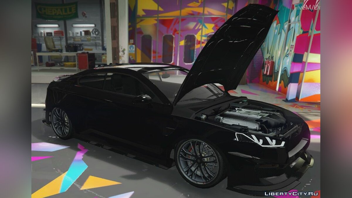 Other car Obey Drafter Wide-body [FIVEM READY] [ADDON] [VANILLA EDIT] 1.1 for GTA 5