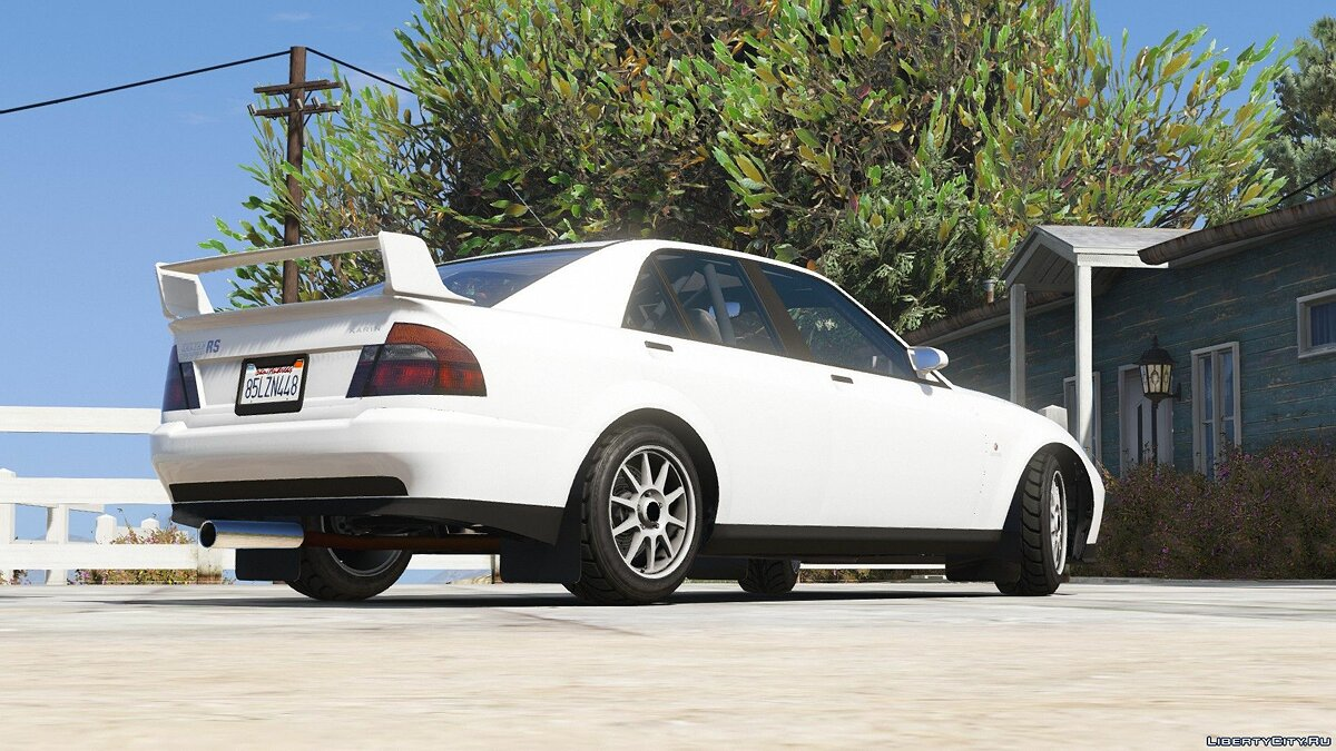 Other car Karin Sultan Rally [Add-On] 1.0 for GTA 5