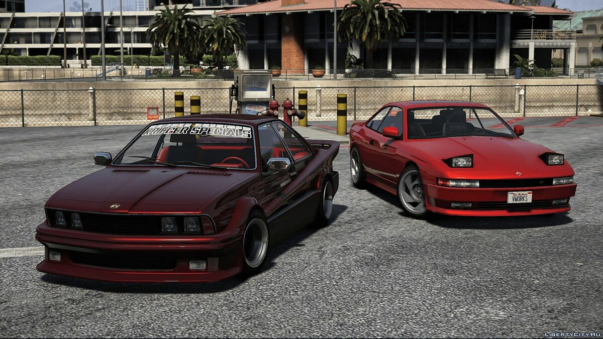 Other car Krieger Specials Zion Classic [Add-On] 1.0 for GTA 5