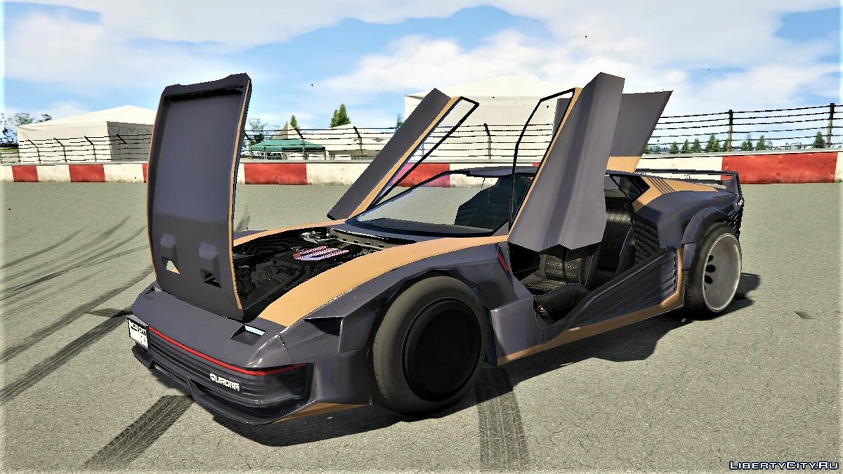 Other car Quadra V-Tech 1.0 for GTA 5
