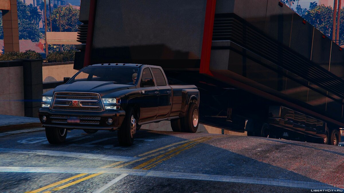 Other car 2014 Bravado Bison 3500 Super-Duty [Add-on] for GTA 5