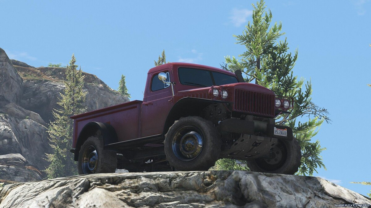 Other car Duneloader Clean [Add-On / Replace] 1.4 for GTA 5