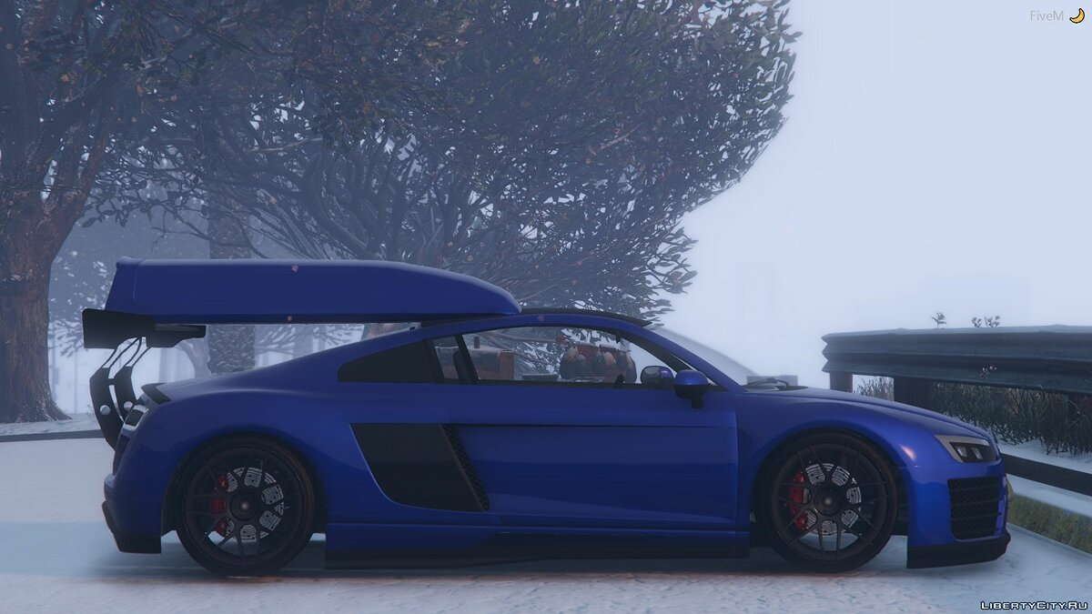 Other car Obey 9R [Add-On] 1.0 for GTA 5