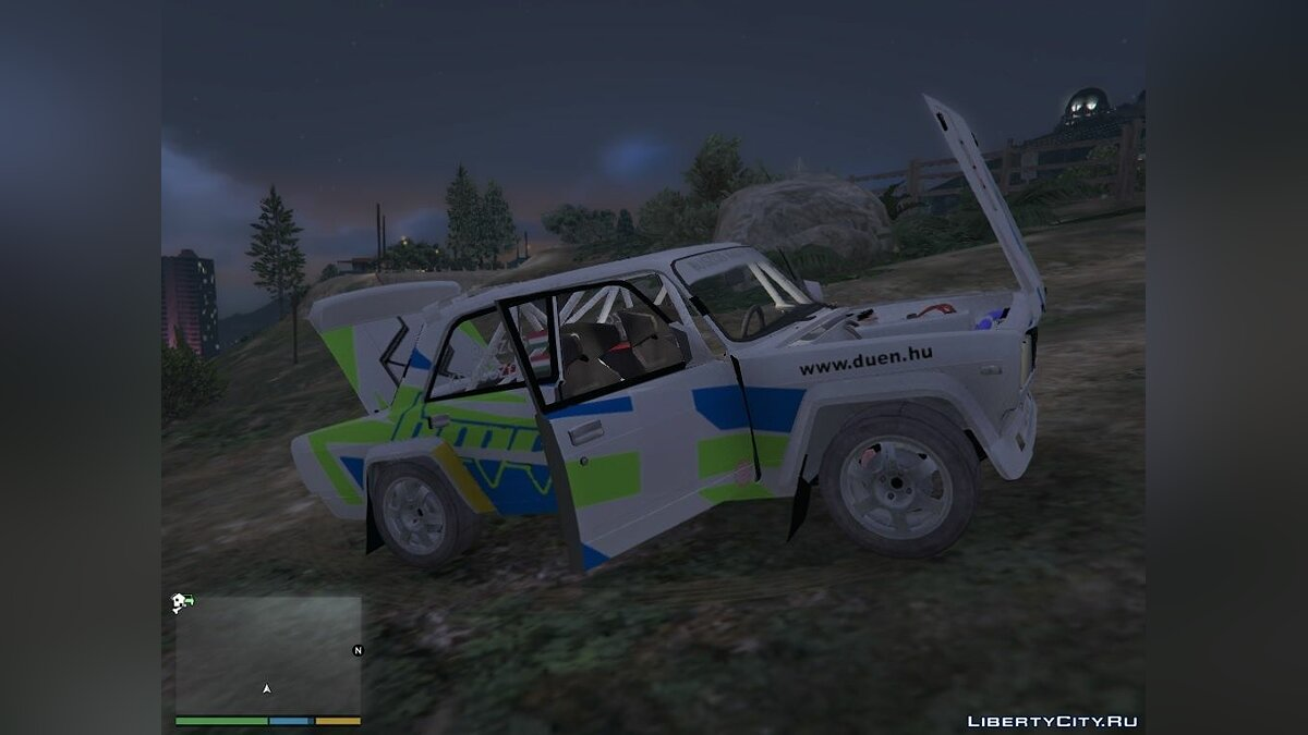 Other car Lada 1.6 VFTS 1.0 [Add-On | Replace] 1.0 for GTA 5