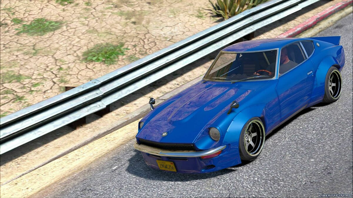 Other car Datsun 240Z [Add-On / Replace] for GTA 5