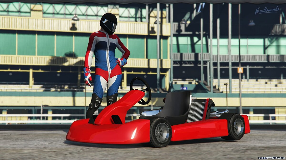 Nagasaki Kart [Add-On] for GTA 5