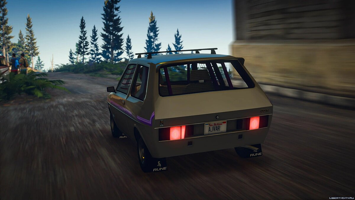 Other car RUNE Ajvar [Add-On | Tuning | Template] 1.2 for GTA 5