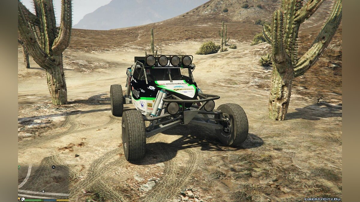 Other car Buggy Baja [BETA] for GTA 5