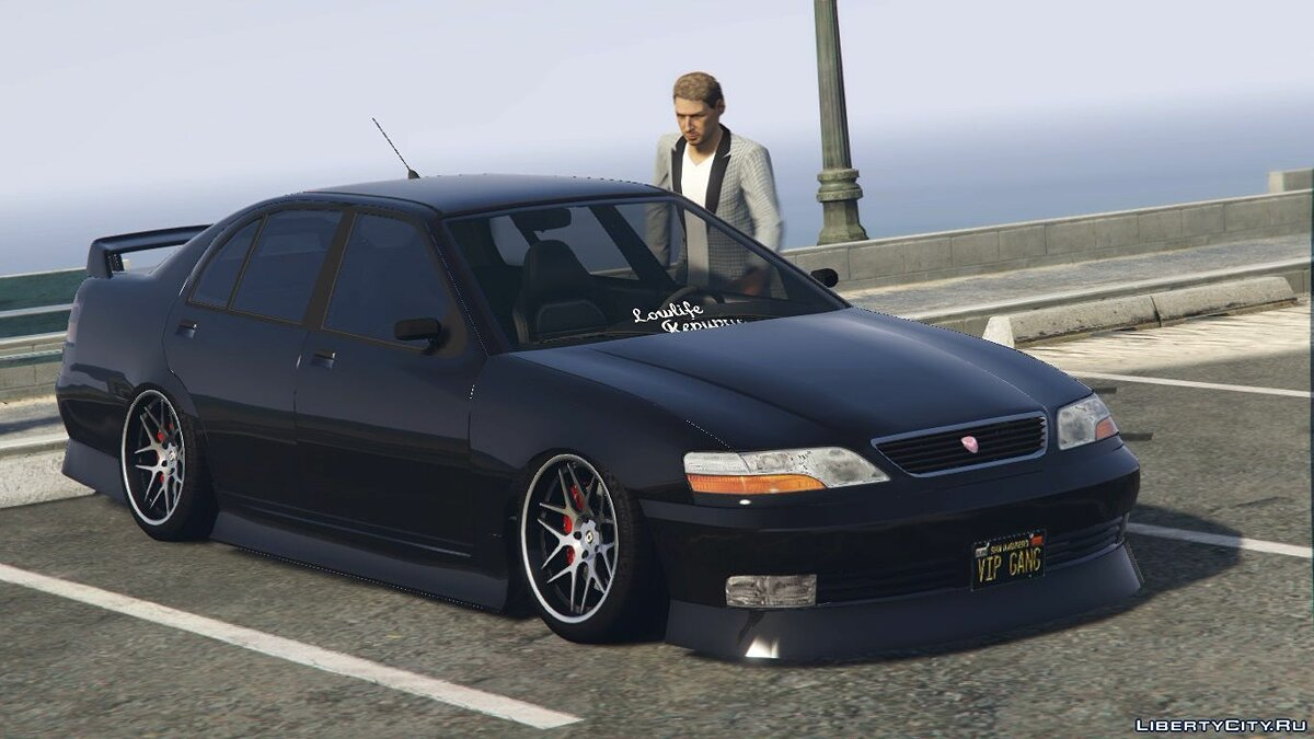 Other car Bravado Feroci Custom [Add-On | Tuning | Liveries] for GTA 5