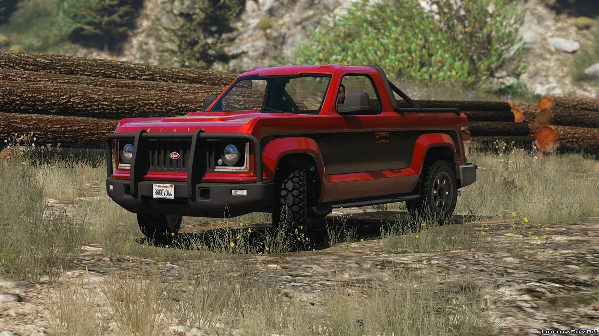 Other car Improved Vapid Riata [Add-On / Replace   Tuning] 1.0 for GTA 5