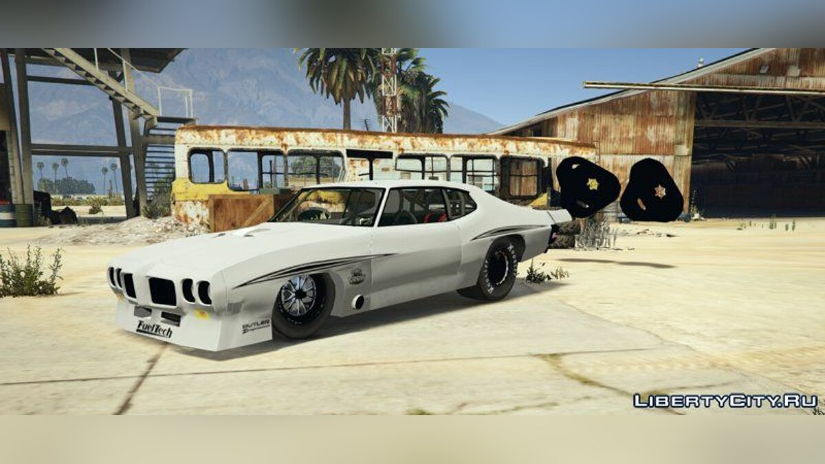 Other car Street Outlaws The Crow [Addon | Locked | FiveM Resource] for GTA 5