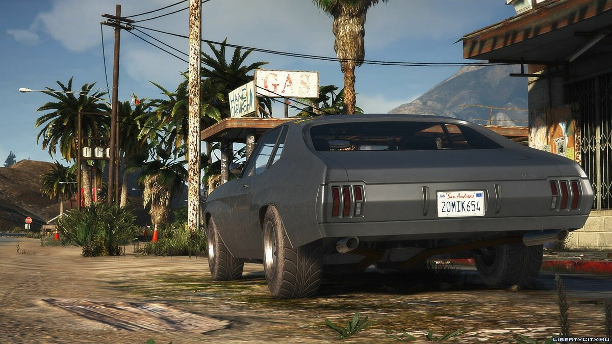 Other car Declasse Tulip SS for GTA 5