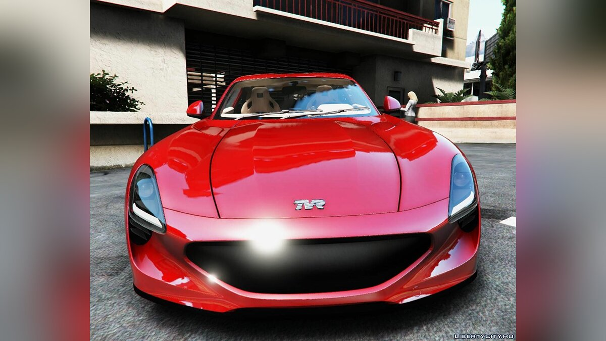 Other car 2018 TVR Griffith [Add-On] 1.0 for GTA 5