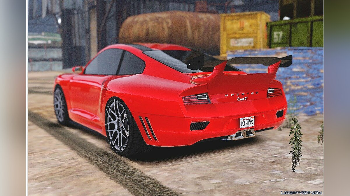 Other car Pfister Comet GT [Add-On] for GTA 5