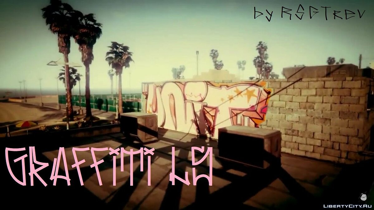 Video Graffiti LS for GTA 5