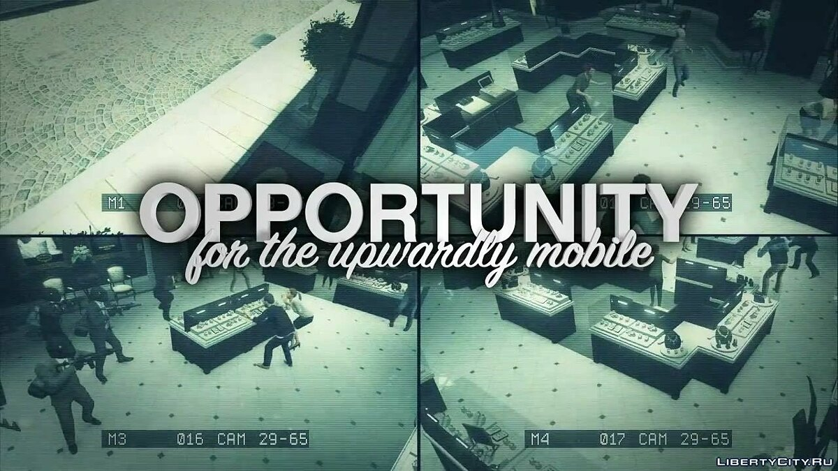 "Video ""Opportunities to succeed"" for GTA 5"