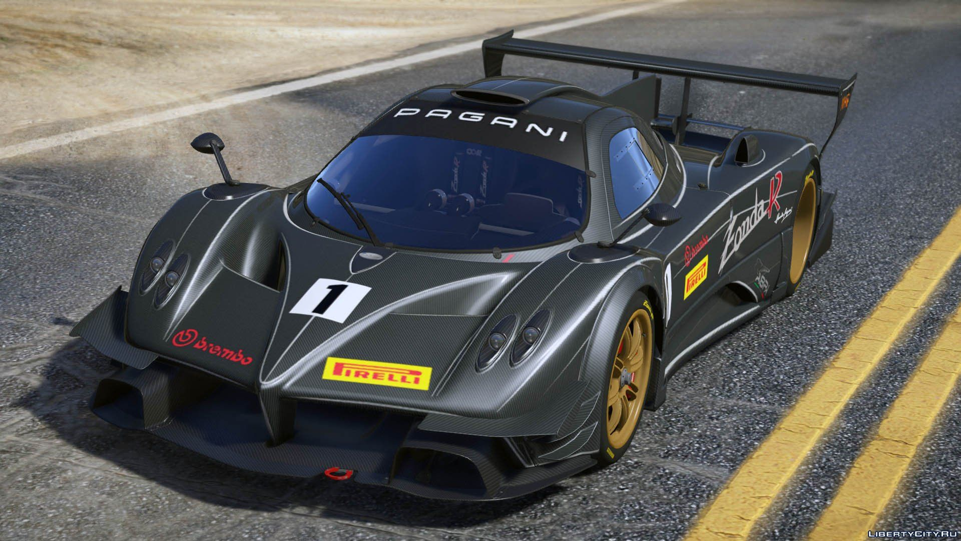 2012 pagani zonda r add on replace liveries template 2 0 for gta 5. Black Bedroom Furniture Sets. Home Design Ideas