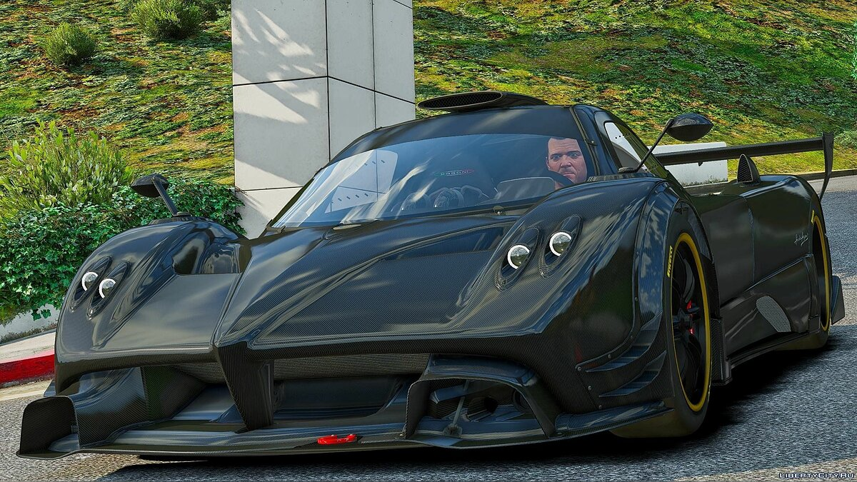 Pagani car Pagani Zonda R [Add-On | HQ] 0.2 for GTA 5