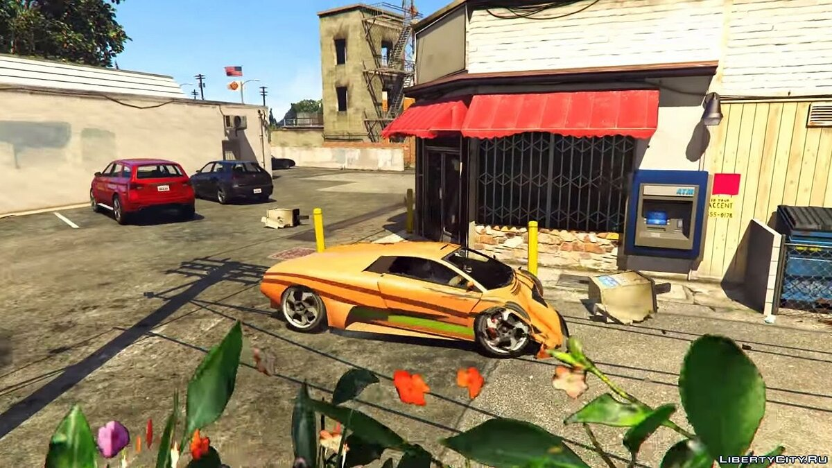 GTA IV Vehicle Damage Handling Deformation for GTA 5 - screenshot #2