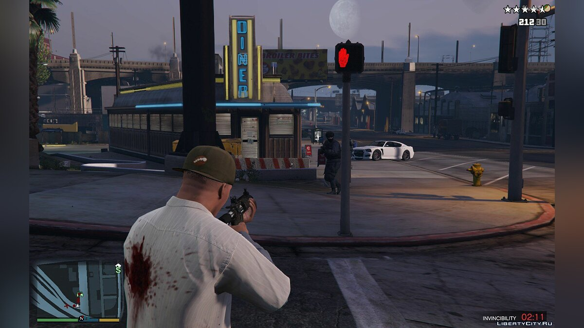 Mod Realistic police reinforcements for GTA 5