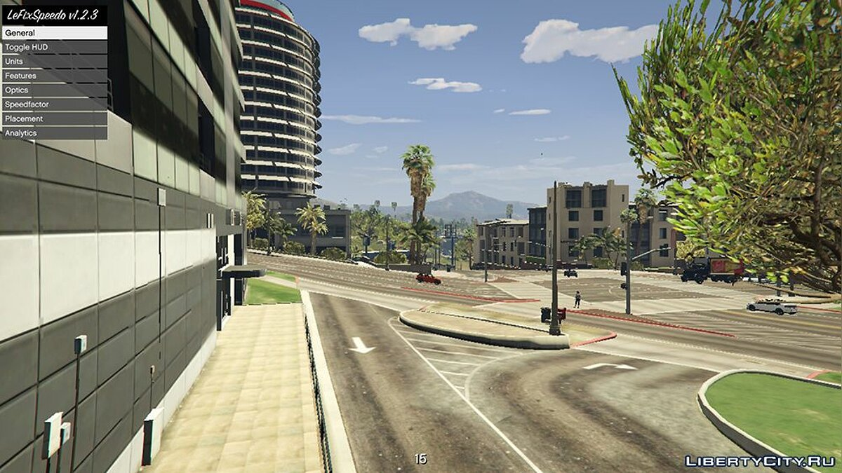 Mod GTA 5 Low setting for notebooks for GTA 5