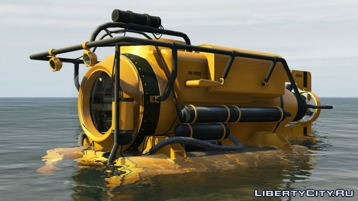 Fast Submersible 1.0 for GTA 5