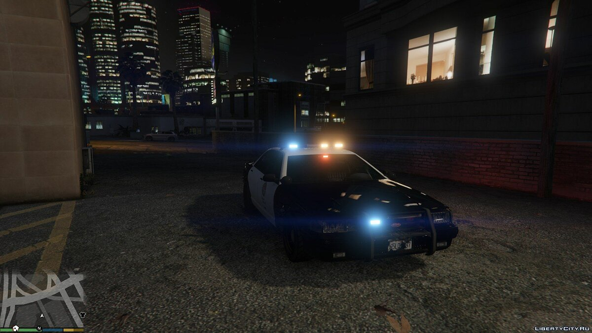 Improved Spotlight and LED lighting. V 1.0 for GTA 5 - screenshot #3