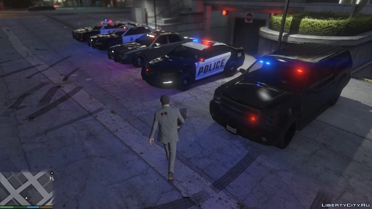 Improved Spotlight and LED lighting. V 1.0 for GTA 5