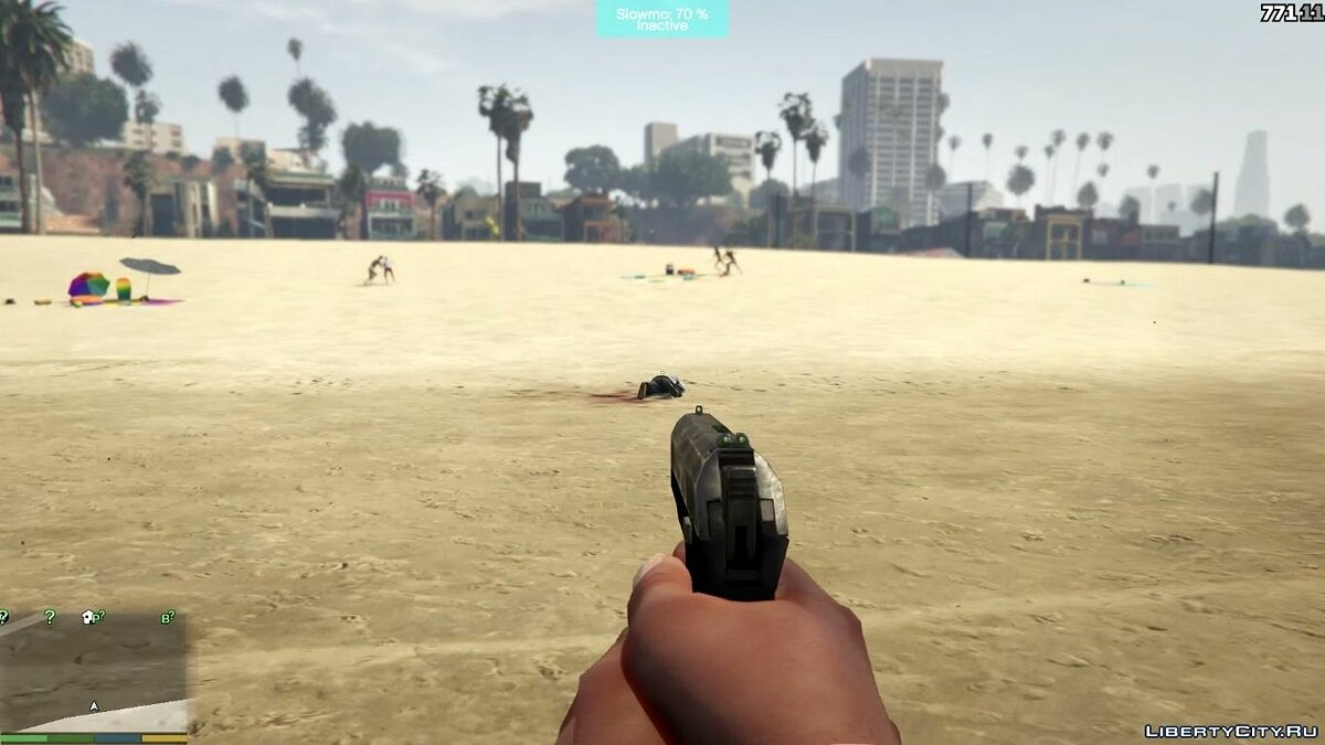 Realistic Ballistics 1.0 for GTA 5 - screenshot #2