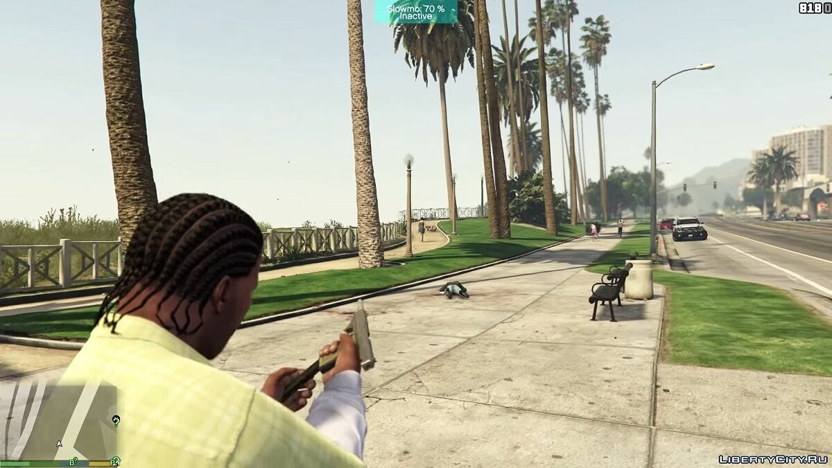 Realistic Ballistics 1.0 for GTA 5 - screenshot #3