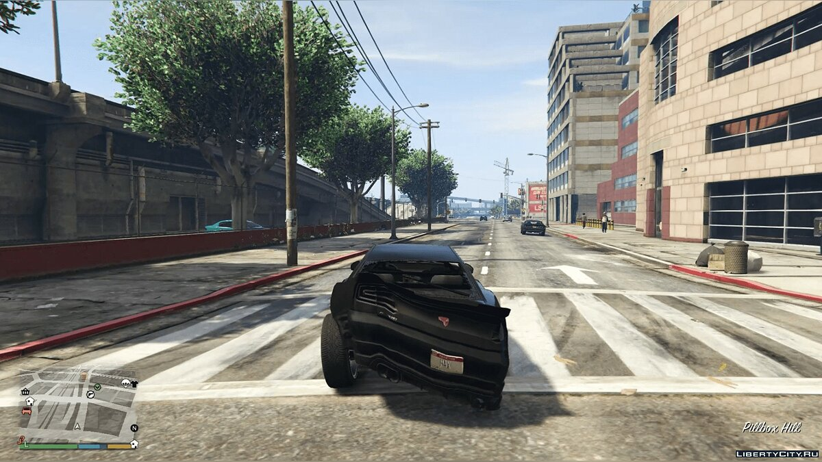 Extreme Deformation Car Mod + Indestructible Cars 3.0 for GTA 5 - screenshot #3