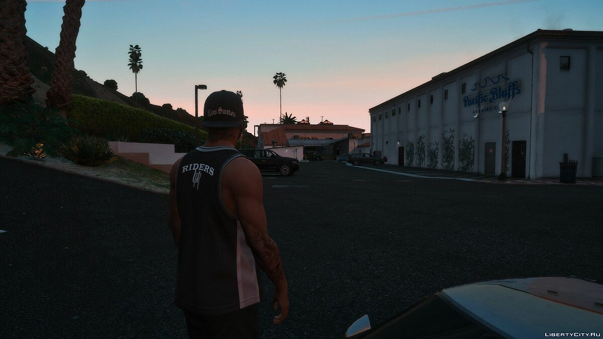 Mod L.A. (Reshade) 1.0 for GTA 5