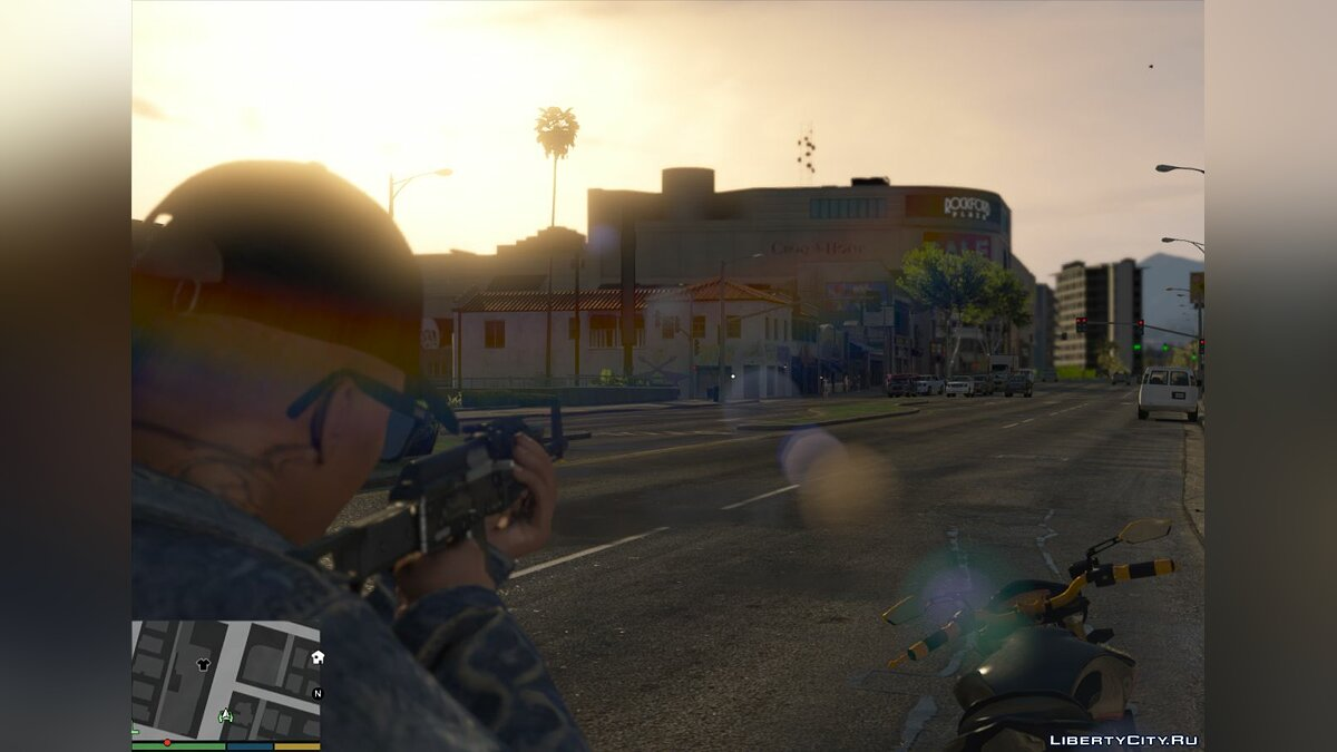 Mod More Zoom for GTA 5