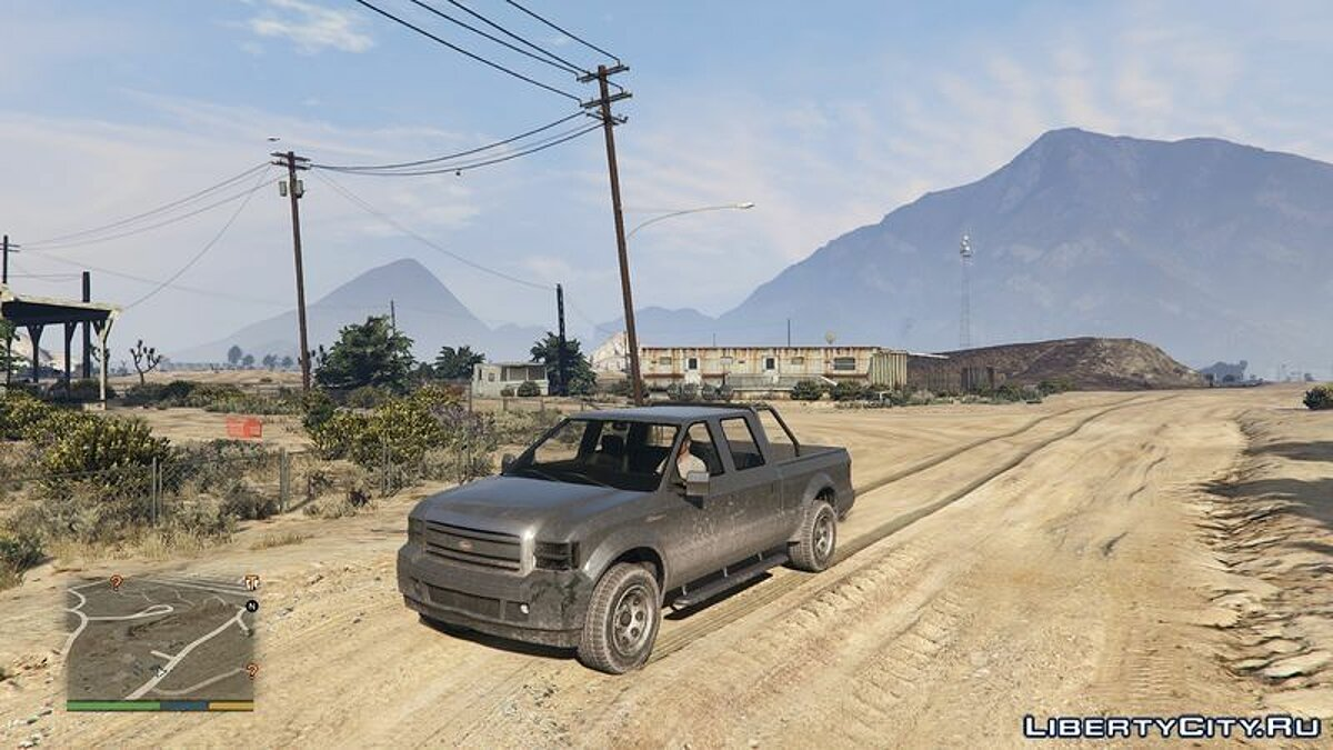 Clear HD v1.0 - ReShade Master Effect for GTA 5