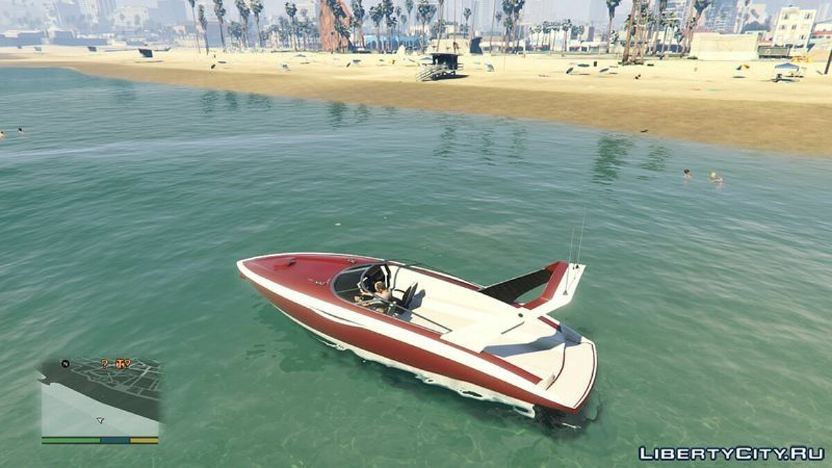 Clear HD v1.0 - ReShade Master Effect for GTA 5 - screenshot #4